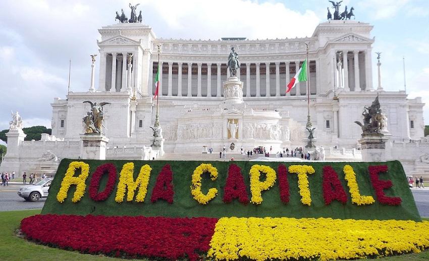 Roma 150 anni capitale
