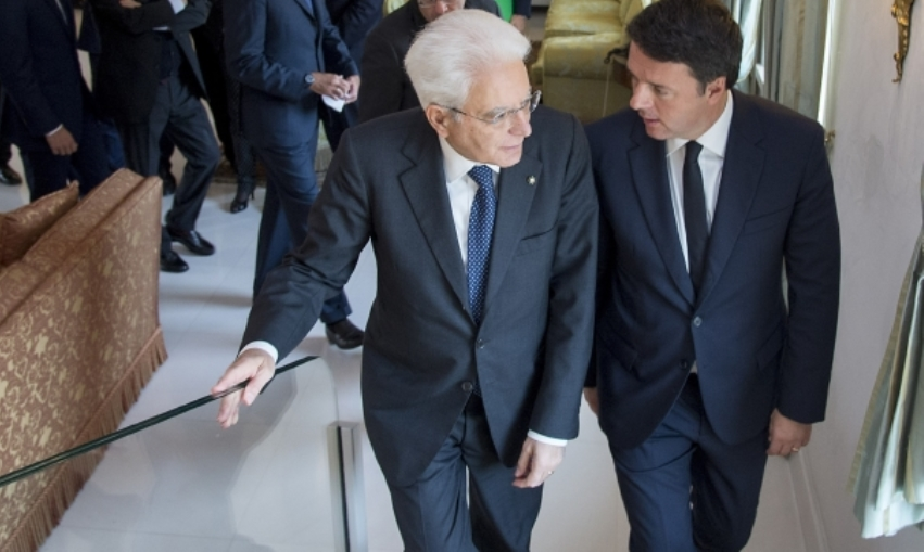 Governo Draghi, Renzi