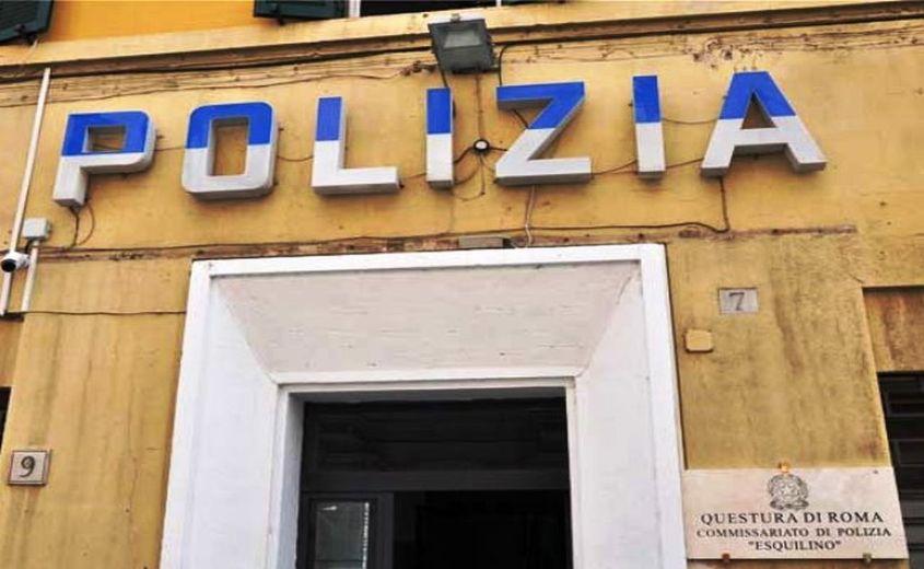 festa privata spagnoli polizia covid appio latino