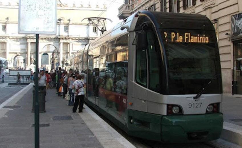 tram 2 roma atac