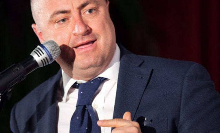 Nicola Ottaviani, sindaco di Frosinone