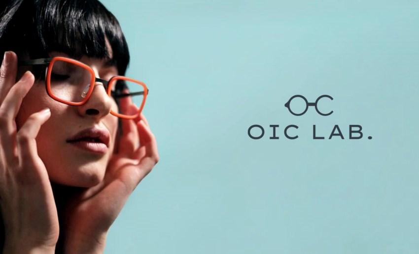 Occhiali in Cantiere, la nuova collezione OICLAB