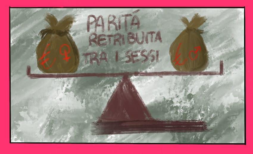 Regione Lazio, Parità retributiva