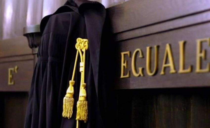 Tribunale, la Legge è uguale per tutti