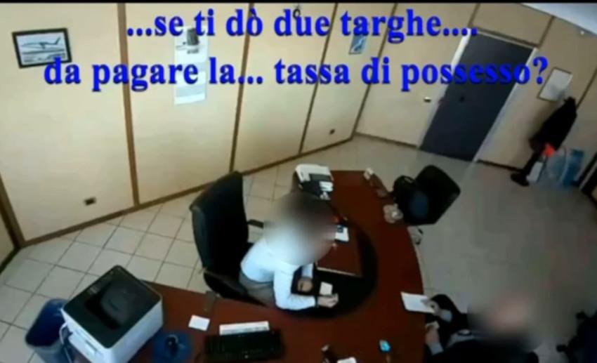 funzionario Enac corrotto