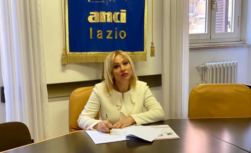 Anci Lazio, Lubiana Restaini