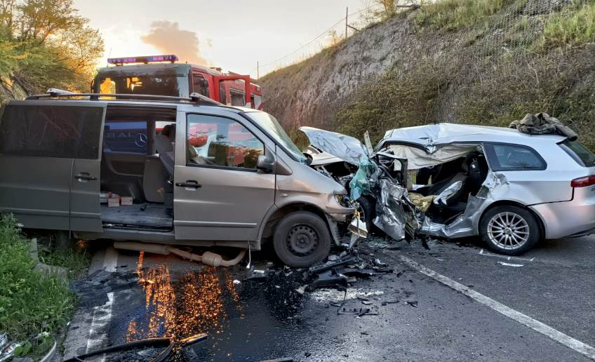 Incidente mortale Castellaccio