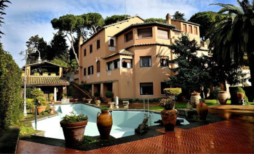 Villa Alberto Sordi