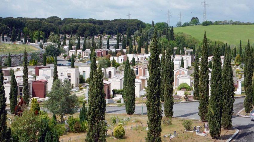 cimiteri capitolini cremazioni