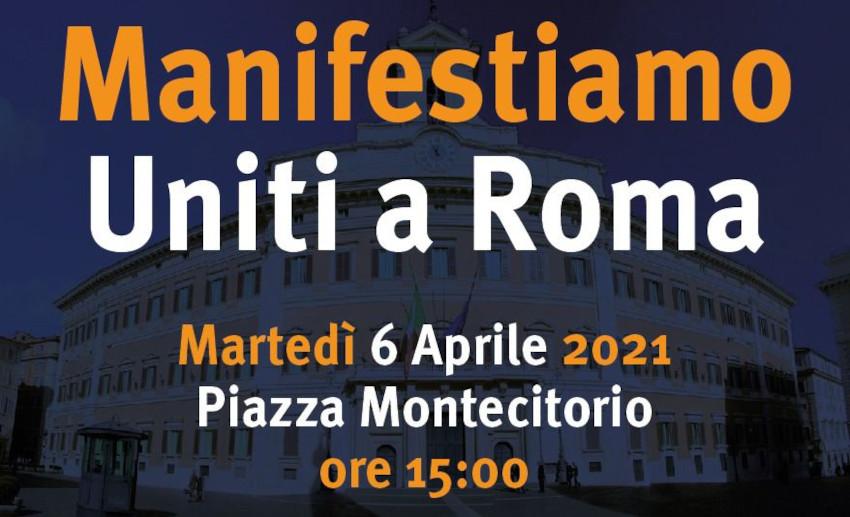 Protesta Mio Italia