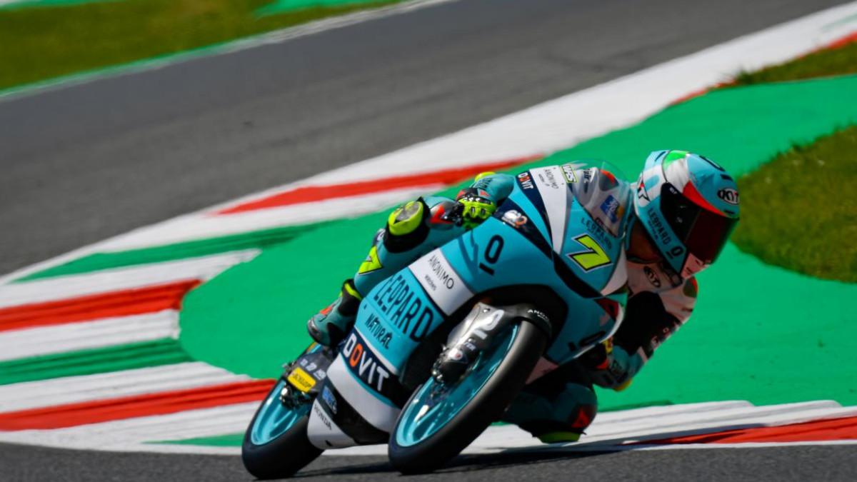 Dennis Foggia Mugello Moto3