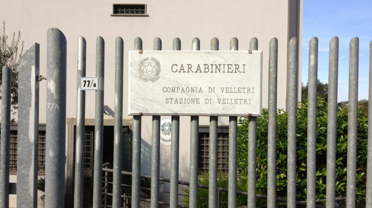 velletri arresti armi droga carabinieri castelli romani
