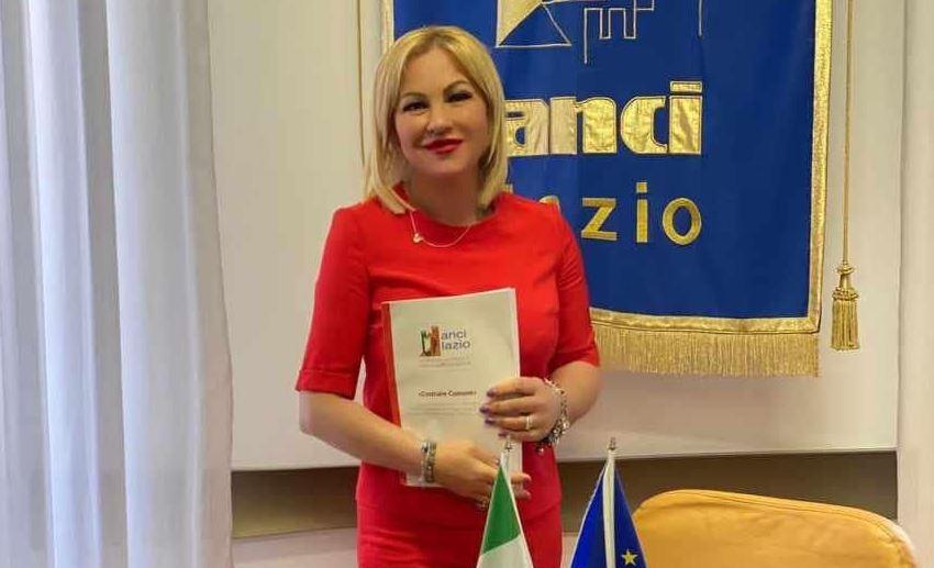 ubiana Restaini, Consulta Piccoli Comuni Anci Lazio