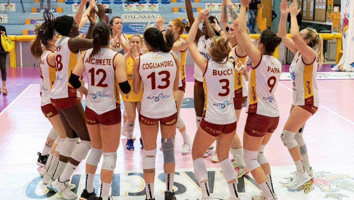 roma volley club premio città di roma