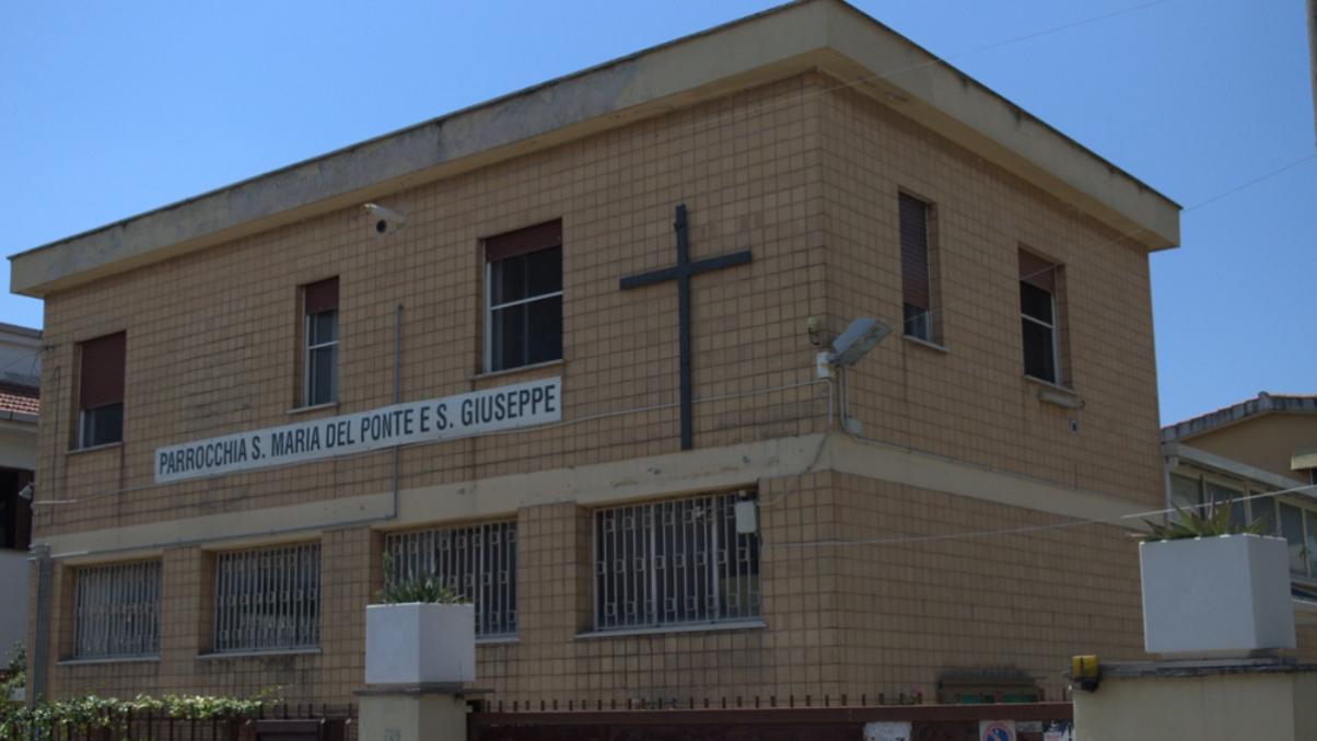 rapina in parrocchia