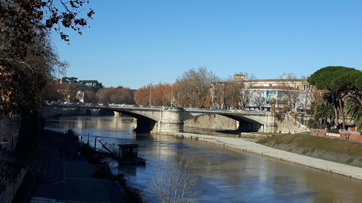 ragazzo Ponte Garibaldi