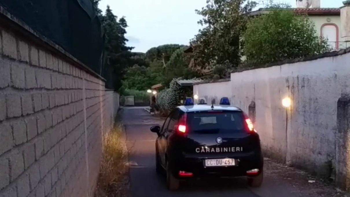 litorale romano anzio estorsione usura carabinieri arresti