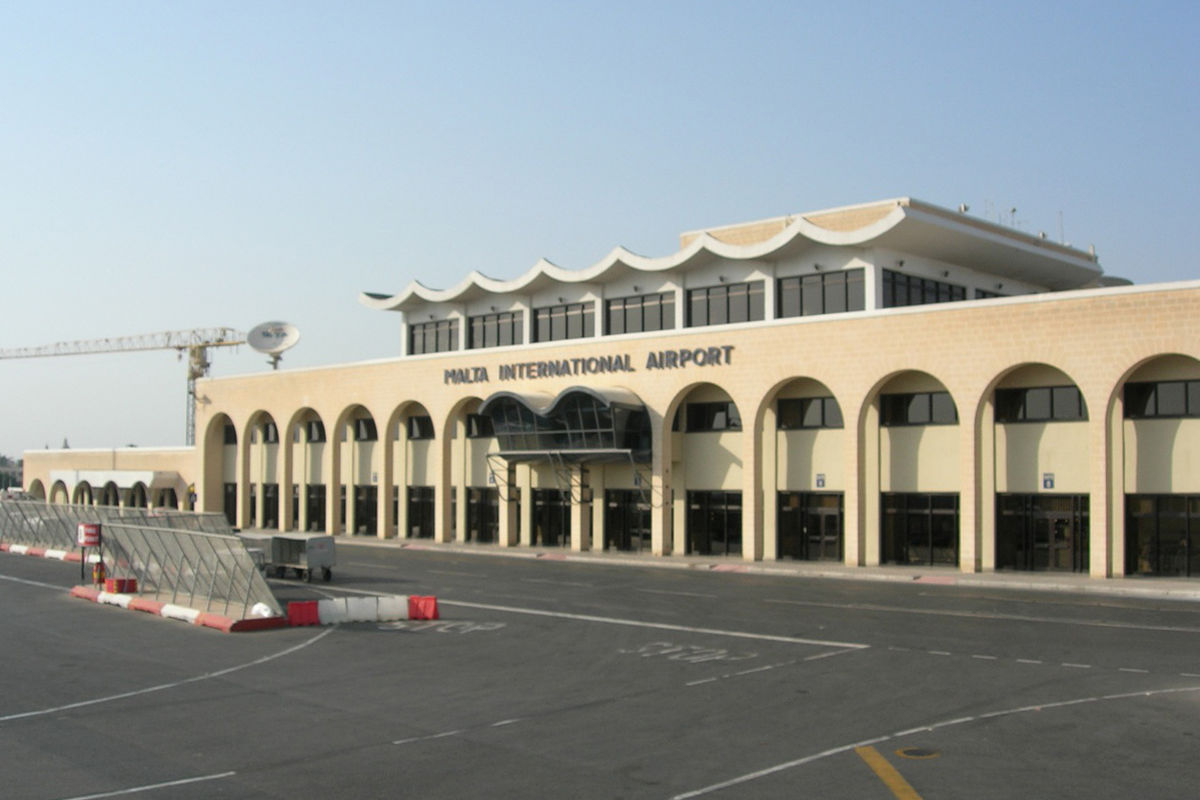 Aeroporto di Malta