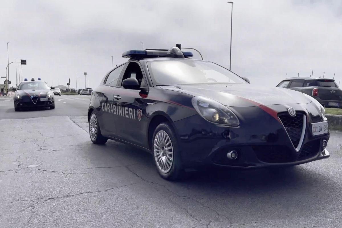 Operazione antidroga di Ostia, carabinieri