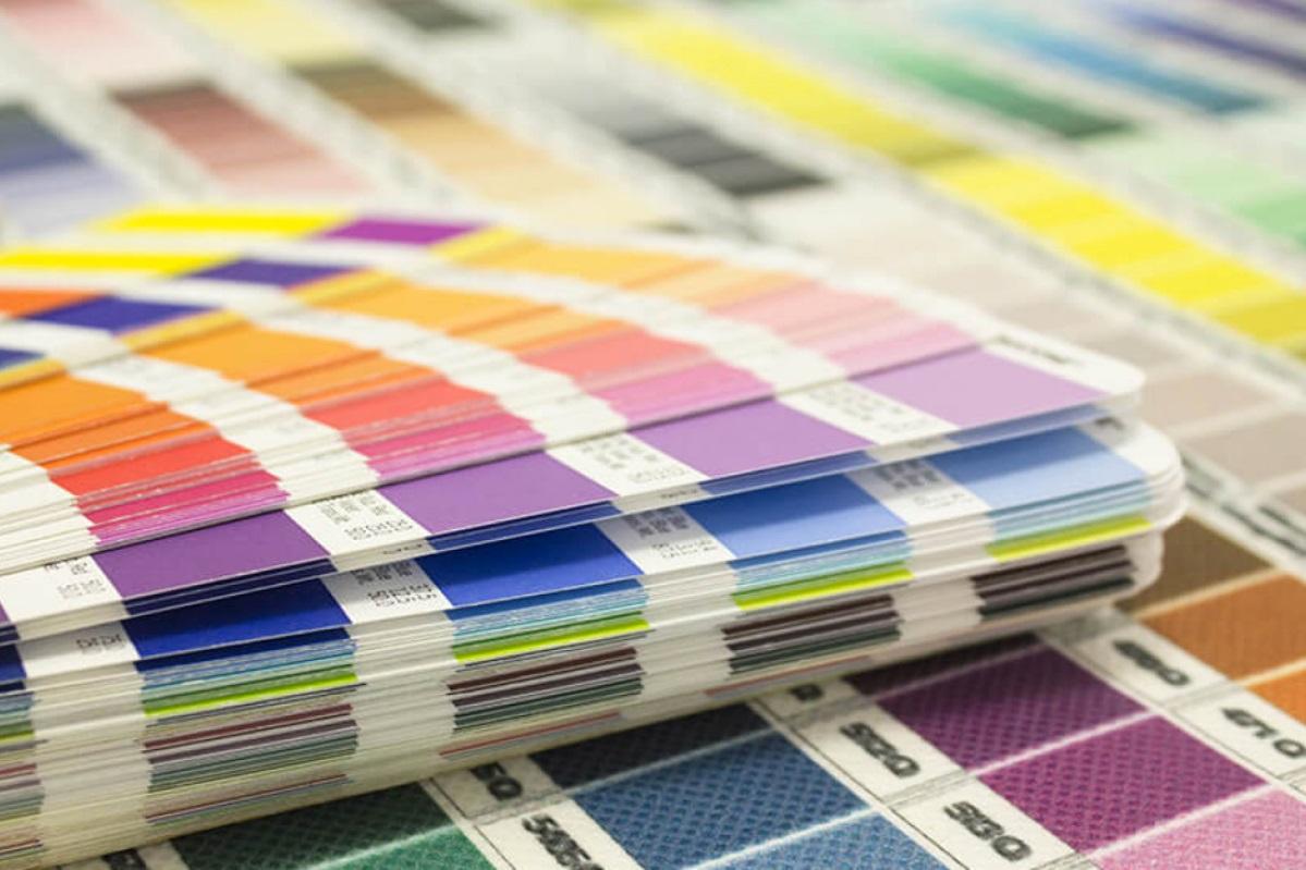 Colori pantone per la stampa online