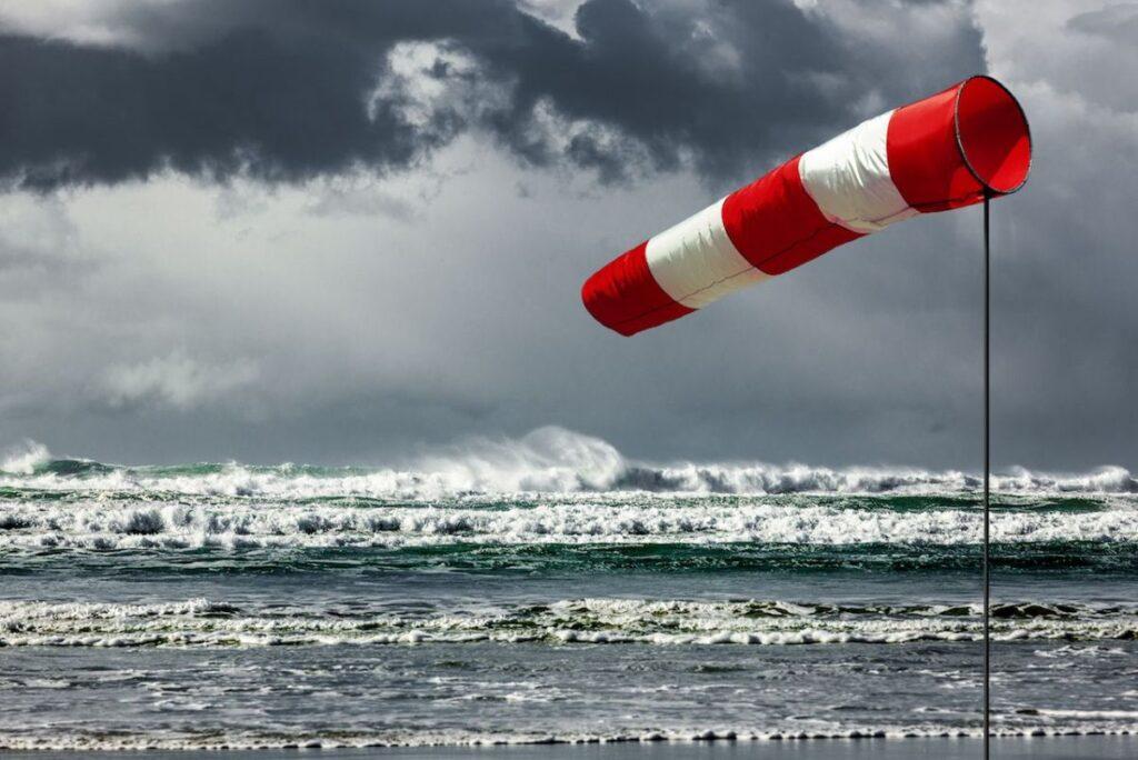vento forte mareggiata maltempo