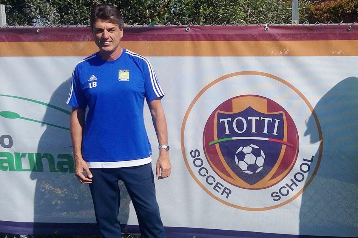 Luca Baiera, preparatore atletico