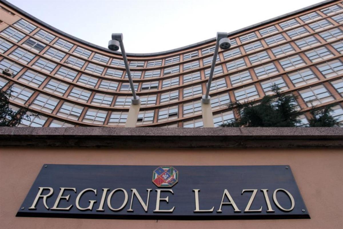 sede della Regione Lazio