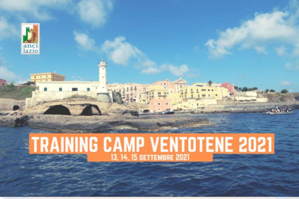 Training camp Ventotene locandina