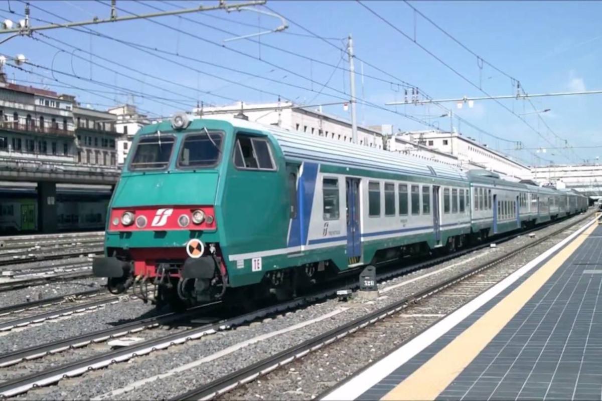 Treno regionale e pass sui trasporti pubblici