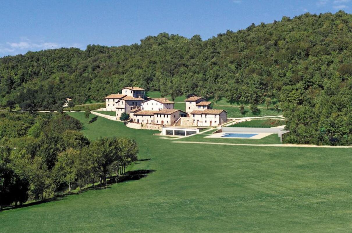 Villa d'Assio a Rieti