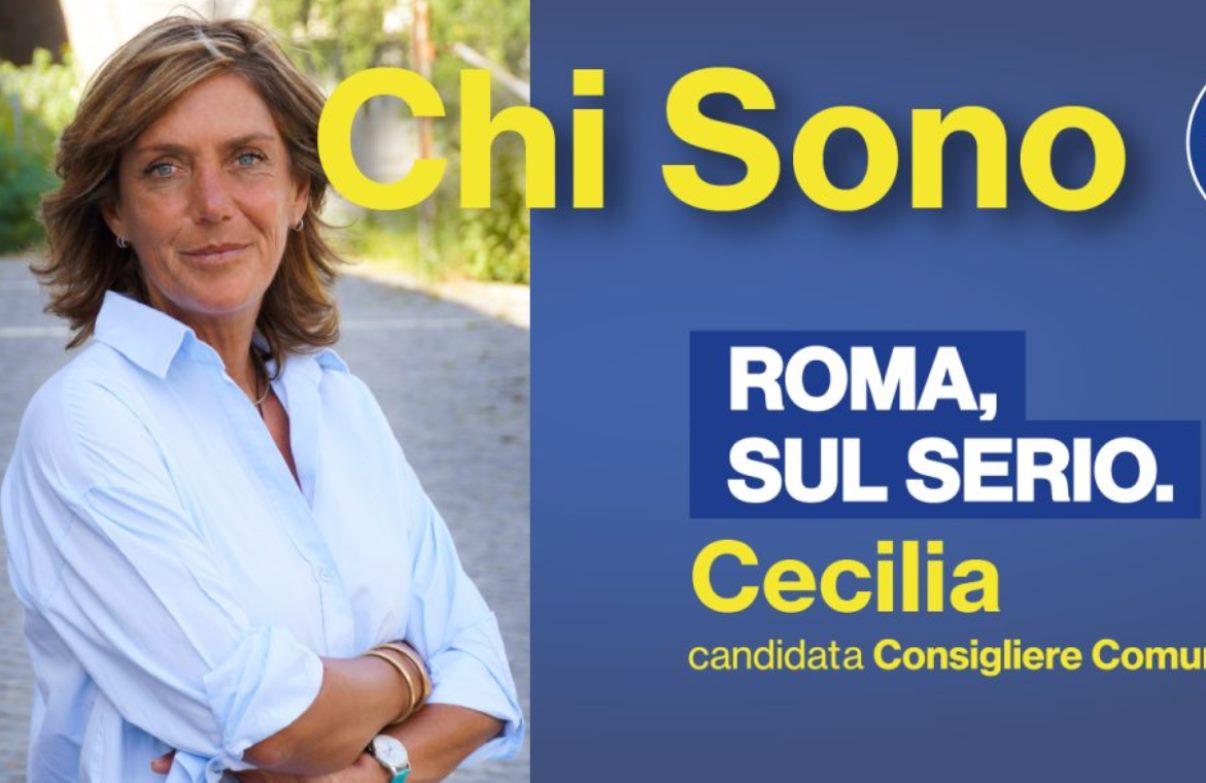 Elezioni Roma, Cecilia