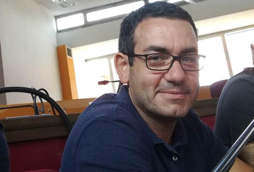 Fabrizio Compagnone, candidato presidente VI Municipio