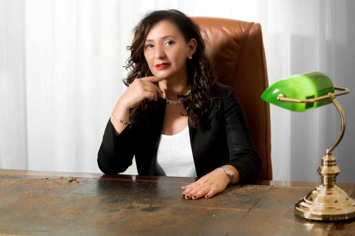 Cristina Michetelli, avvocato penalista, candidata Pd al Comune di Roma