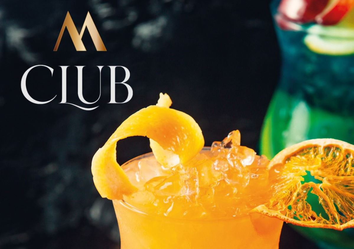 M Club Colleferro, Risto e Lounge Bar