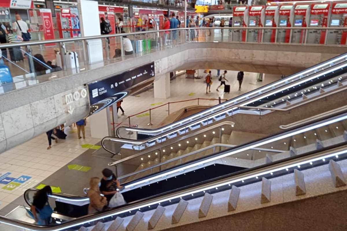 Stazione Termini di Roma