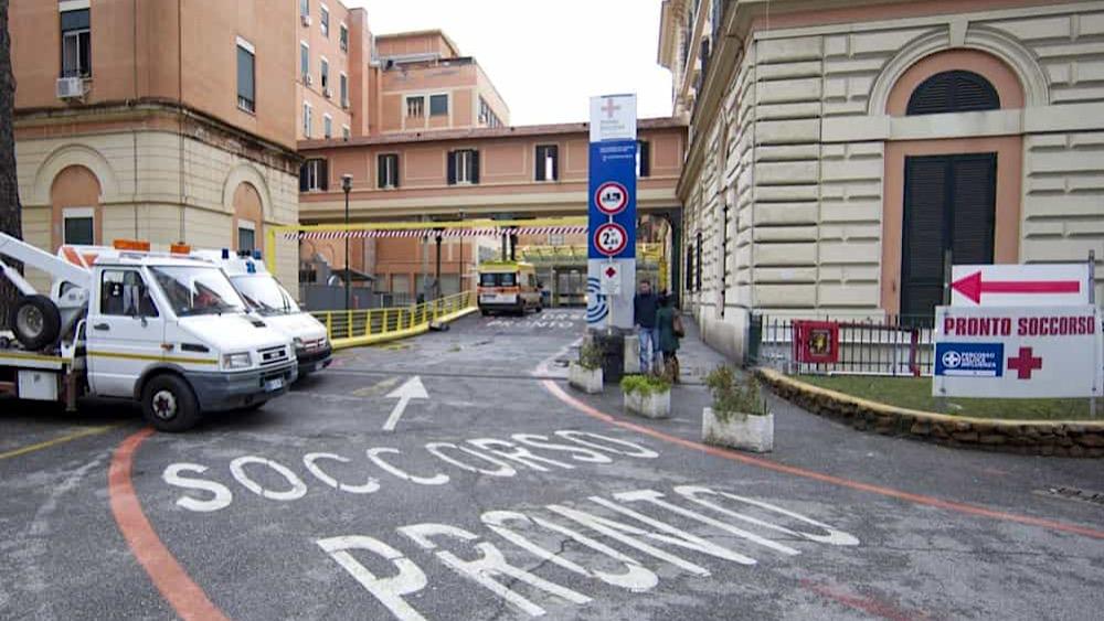 Pronto Soccorso del Policlinico Umberto I di Roma