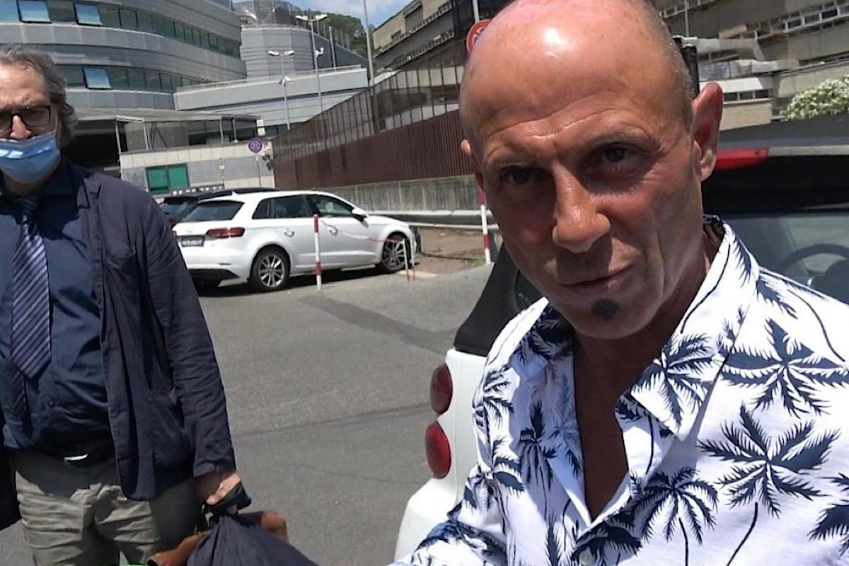 Sergio Brugiatelli, testimone oculare dell'omicidio di Mario Cerciello Rega